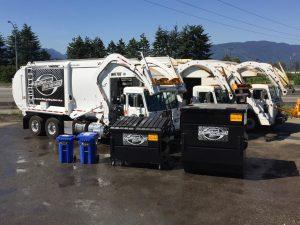 Minibins Trucks