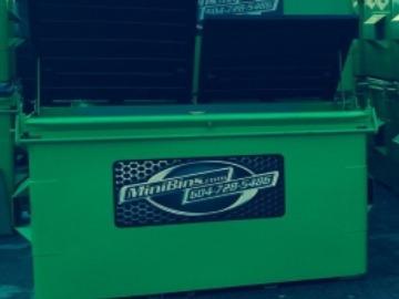 Minibins Dumpster