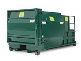 Roll Off Compactor
