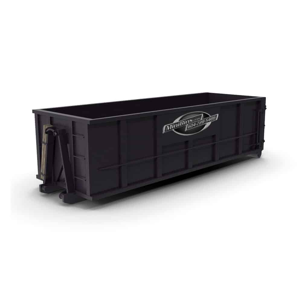 Roll Off Dumpster Container 30 Yard Minibins
